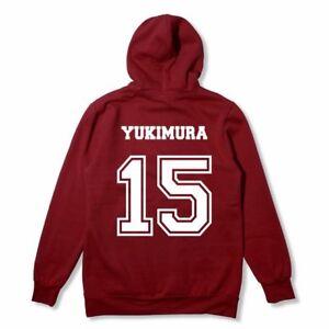 Beacon Hills Lacrosse Teen Wolf Yukimura 15 Mens Womens Unisex ... 5f5530939