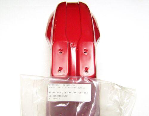 p009271100003328 Sachs zx125 Enduro notamment vorderrradschutz//boue protection rouge et