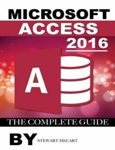 Microsoft Access 2016 For Sale