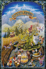 FREE SHIPPING MARIJUANA THEME #GN0210    LC5 A SKINNING UP POSTER