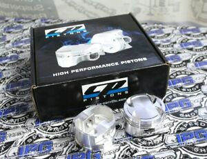 CP-Pistons-For-1990-2001-Acura-Integra-RS-LS-GS-B18A-B18B-81mm-Bore-9-0-1-Comp