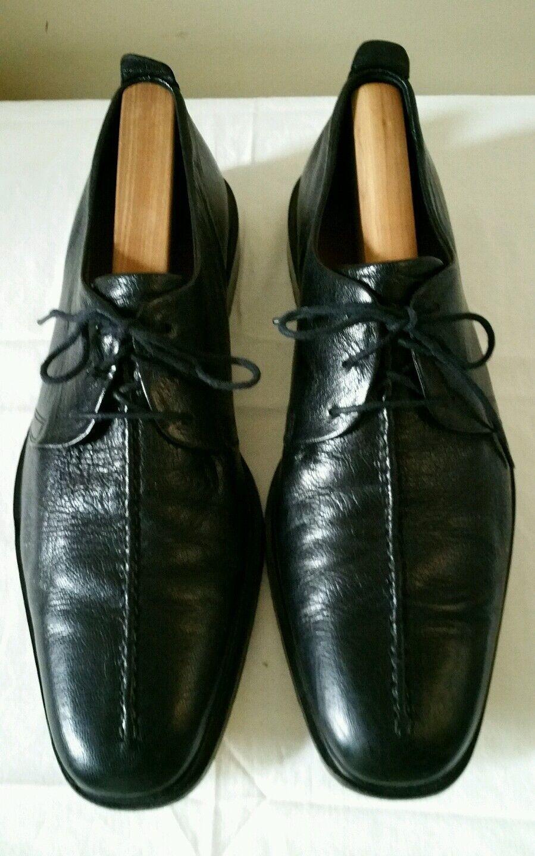 alta quaità Cole Haan nero uomo lace up up up scarpe sz 11.5 mint condition   di moda