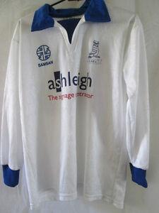 L-S-F-A-Match-Worn-Football-Shirt-Size-Small-34-034-36-034-14250
