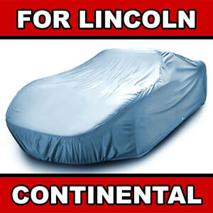 Fits [LINCOLN CONTINENTAL 4-DOOR] 1973 1974 1975 1976 1977 1978 1979 CAR COVER
