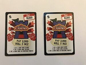 Image Is Loading GET RICH QUICK Promo Card Pack 2 Cards