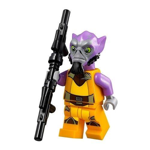 LEGO 75053 - STAR WARS - Zeb Orrelios Orrelios Orrelios - MINI FIG   MINI FIGURE 1289c2
