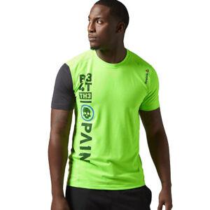 Reebok T shirt GS Training Speedwick Gris | Reebok France