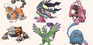 Details about Ultra Pokemon Sun and Moon 6IV-EV Trained Mega-Mawile Team