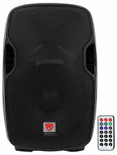 """'Rockville BPA15 15"""" Professional Powered Active 800w DJ PA Speaker w Bluetooth' from the web at 'https://i.ebayimg.com/images/g/k7IAAOSwvgdW6F-2/s-l225.jpg'"""