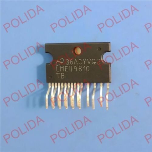 TO-247 1PCS Audio Power AMP IC NSC ZIP-15 LME49810TB LME49810TB//NOPB LME49810