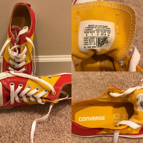 Preowned slightly used woman Converse ALL Star si