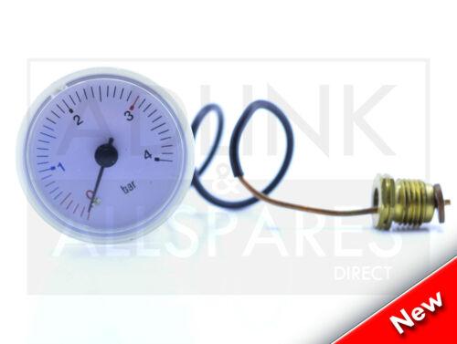 Vokera Mynute 10SE 14SE /& 20SE chaudière manomètre 9582