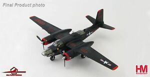 Hobby-Master-1-72-HA3220-Douglas-A-26B-Invader-USAF-17th-BG-37th-BS-Monie-Korea