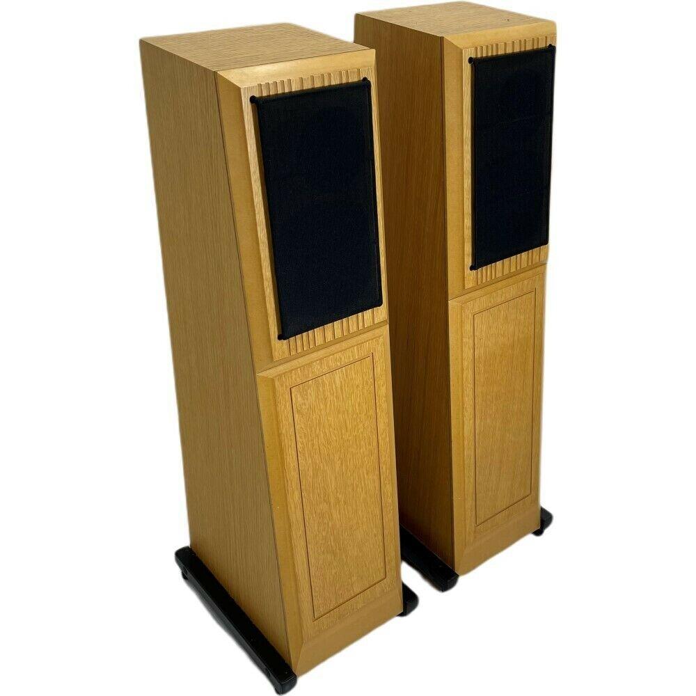 Rega ELA MK1 Hi-Fi Floor Standing Speakers Inc Warranty
