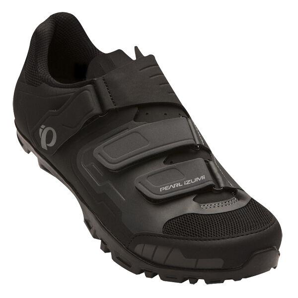 Pearl Izumi todos Road v4 Bici Bicicleta Ciclismo Zapatos Negro gris Sombra - 48