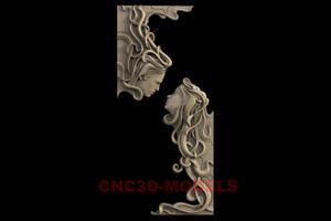 3D-Model-for-CNC-Router-STL-File-Artcam-Aspire-Vcarve-Wood-Carving-IS146