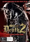 The ABC's Of Death 2 (DVD, 2014)