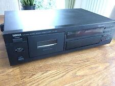 YAMAHA KX-580 Dolby B C S HX PRO MPX Filtro polarizzazione regolare registratore a cassette exc cond