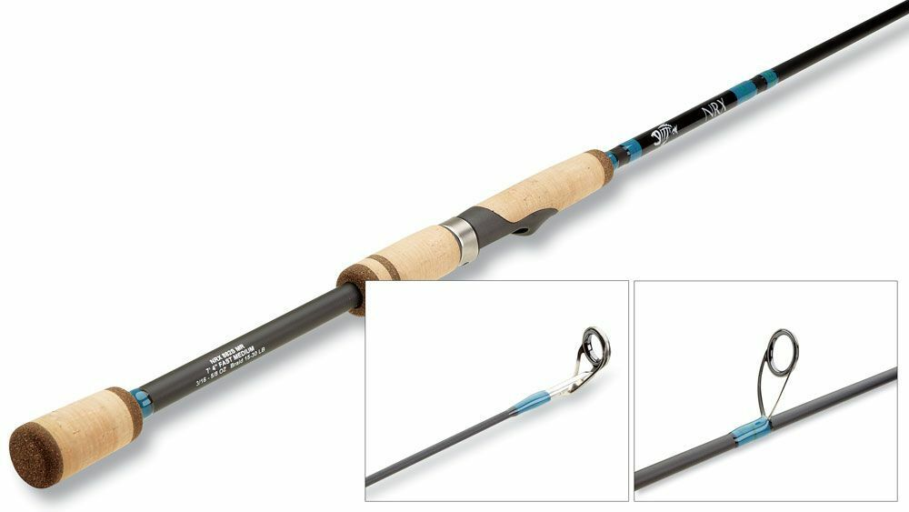 G LOOMIS NRX INSHORE SPINNING ROD NRX 921S MR BRAND NEW