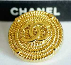 100-Chanel-button-1-pieces-metal-cc-logo-1-inch-24-mm-gold-XLarge