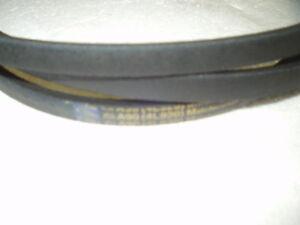 D/&D PowerDrive A100 or 4L1020 V Belt  1//2 x 102in  Vbelt
