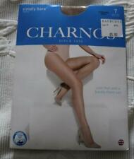 Charnos Simply Bare Sideria Tights 7 Denier Nude Medium Large