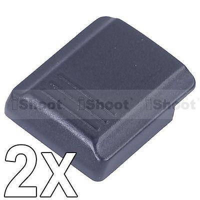 2x Hot Shoe Mount Cover/Cap FA-SHC1AM/B for Sony Minolta a DSLR Camera