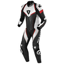 Rev'It Replica One Piece Suit White/Red Size 54
