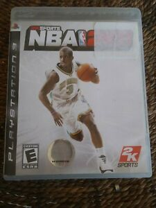 NBA-2K8-Playstation-3-PS3-Video-Game-Complete-FREE-FAST-SHIPPING