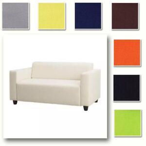 Nach Maß Abdeckung Passend Für Ikea Klobo 2er Sofa Couchbezug 34