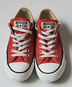 red converse size 5 womens