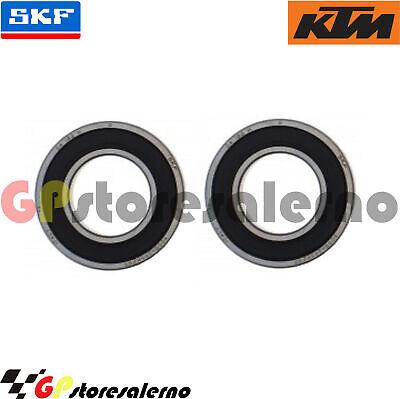 100% Vero 7520618 Kit Cuscinetti Skf Ruota Anteriore Ktm 250 Xc-w 2t 2013 Prima Qualità