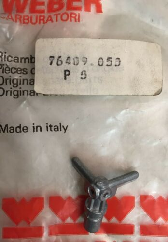 Injecteur de pompe de reprise double 050 pour carburateurs WEBER