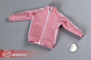 1/6 School Girl Sports Suit Top Clothes Pink fit 12'' TBLeague JO UD Figure Toy