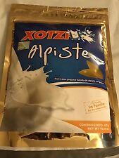 Xotzilac ALPISTE Polvo Para Preparar Bebida de Alpiste Con Proteína 16.54oz