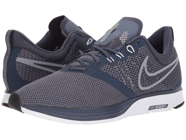 huge discount 025c7 94618 Men's Nike Zoom Strike Running Shoes, AJ0189 400 Multi Sizes Thunder  Blue/Stealt