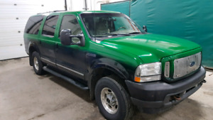 2002 Ford Excursion F250  Limited