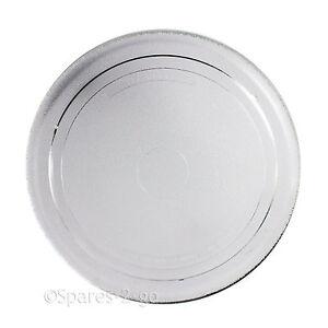 Sharp Microwave Plate Smooth Flat Gl