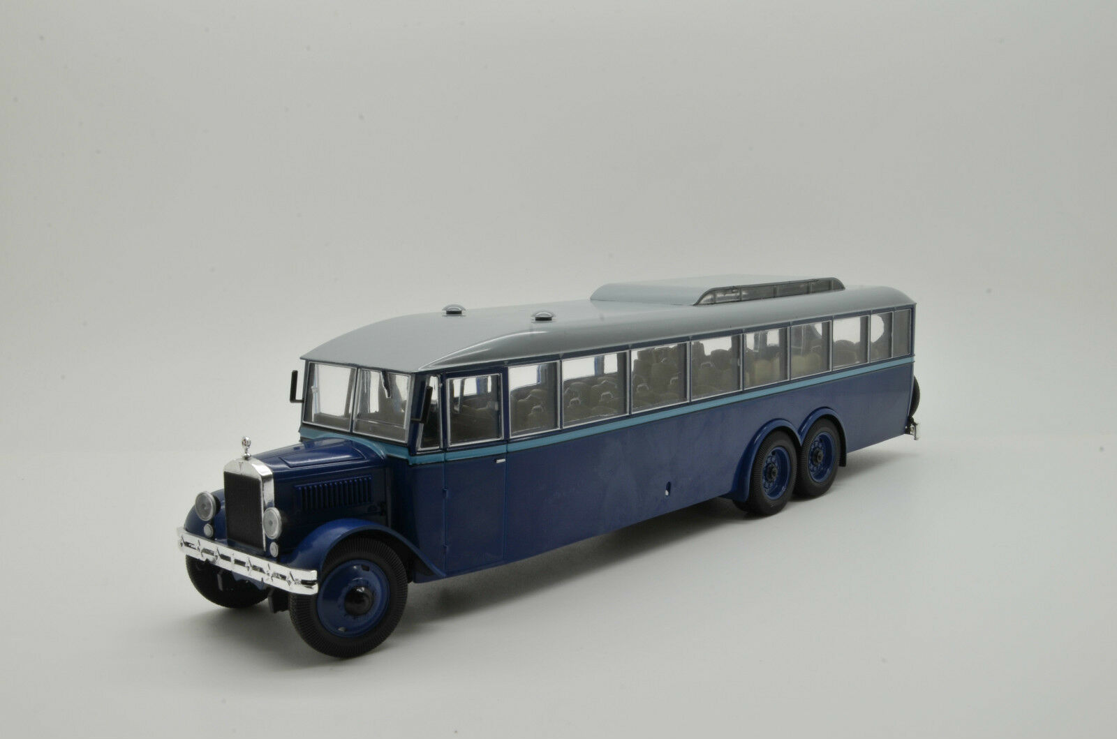Rare    YaA-2 ville russe bus 1932 Ultra Models 1 43