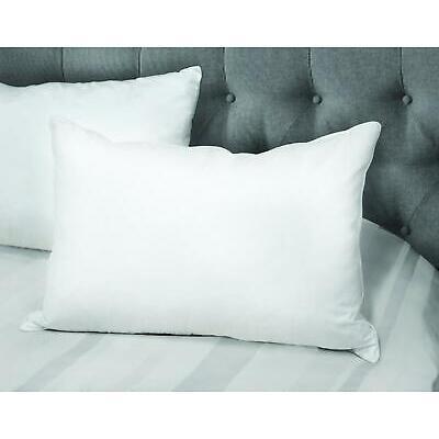 Park.Jones Feather Sleeping Pillow 20x28 White