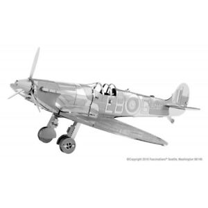 Metal-Terre-Mms110-Modele-Metal-Kit-3D-Supermarine-Spitfire