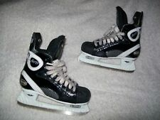 MISSION AMP 8 ICE HOCKEY SKATES SIZE 4 HIGH END,VERY NICE CONDITION SEE PICTURES