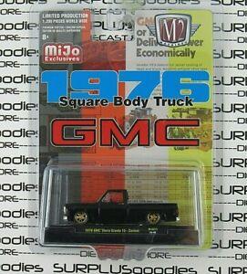 M2-Machines-1-64-2019-MiJo-Exclusive-1976-GMC-SIERRA-GRANDE-15-Custom-Black