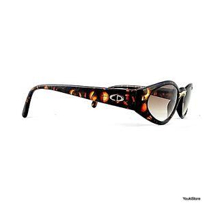 CHRISTIAN-DIOR-occhiali-sole-2604-10-RARE-vintage-sunglasses-Made-in-Germania