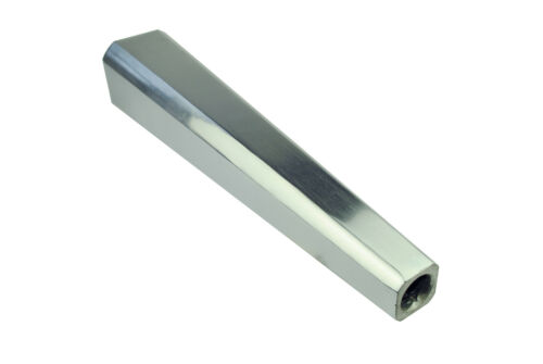 j1194 Proops 15 Pulgadas Cuadrado Redondeado Brazalete Mandril De Metal Pulido joyas que forman