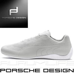 Porsche Design mens Shoes PUMA SPEEDCAT Sport Bounce Run White Limited 306418_02