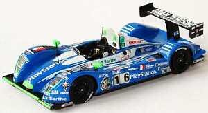 1-87-PESCAROLO-01-Judd-LeMans-2007-Nr-16-Collard-BOULLION-Dumas-SPARK-87S026