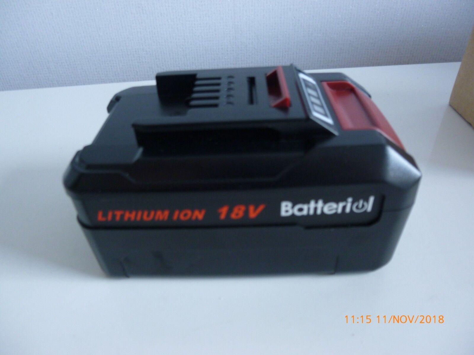 Bateriol  PX-BAT4 Li-ion Battery 18 Volt 4.0Ah