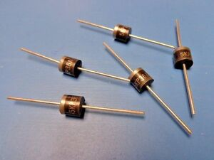 50 pieces Transient Voltage Suppressors 600W 13V Bidirect TVS Diodes
