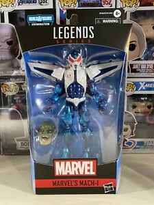"""Marvel Legends Mach-1 Series Gamerverse  Abomination BAF Wave 6"""""""